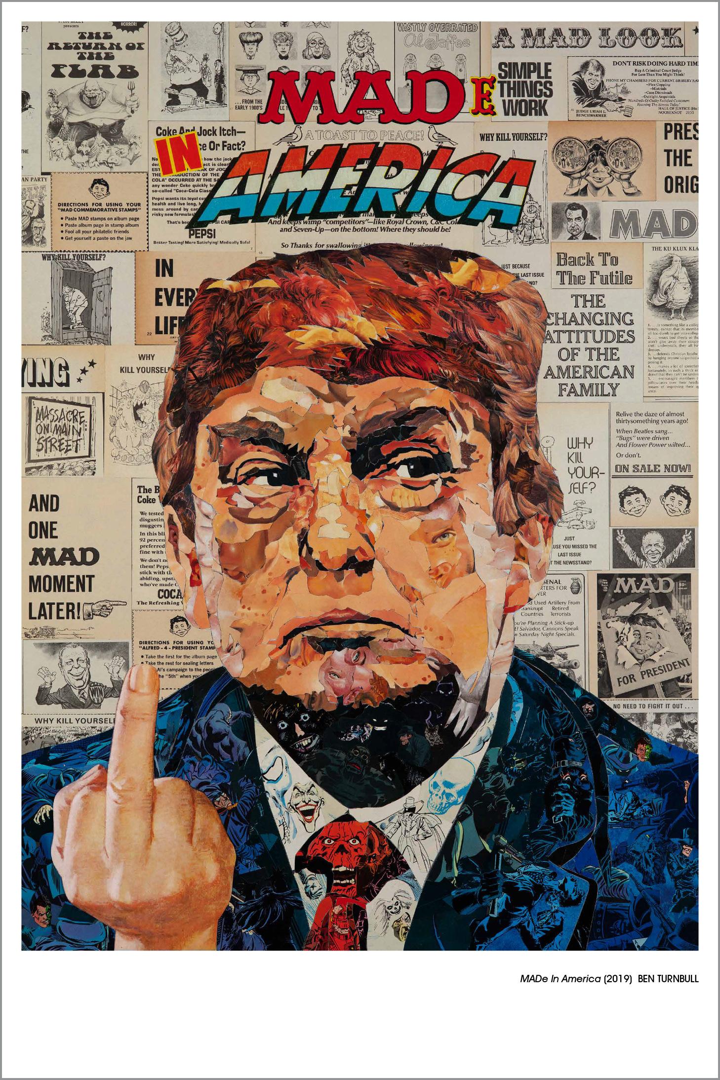 MADe in America (2019) Ben Turnbull